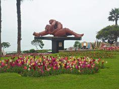 Parque do Amor- Lima- Peru