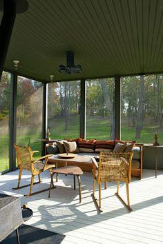 üveges veranda