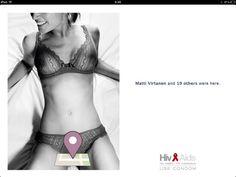 HIV AIDS social campaign by McCann Worldgroup Helsinki Finland.