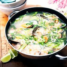 Thai-style Fisherman's Soup