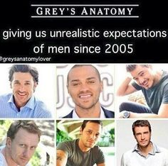 greys anatomy - Derek, Avery, Mark, Owen, Alex and Henry Grey's Anatomy, Greys Anatomy Memes, Grey Anatomy Quotes, Eric Dane, Patrick Dempsey, Grey Quotes, Dark And Twisty, Youre My Person, Meredith Grey