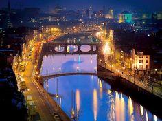 Dublin- hopefully next year..