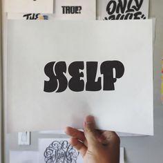 Daniel Chitu (@danielgchitu) • Instagram photos and videos Types Of Lettering, Lettering Design, Typography Inspiration, Graphic Design Inspiration, Video Blog, Graphic Design Posters, Typography Letters, Type Design, Photo And Video