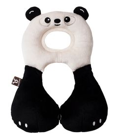 Look at this BenBat Panda Travel Friends Toddler Pillow on #zulily today!