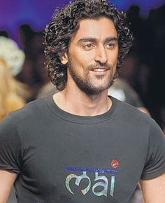 Kunal Kapoor. Another Bollywood hunk.