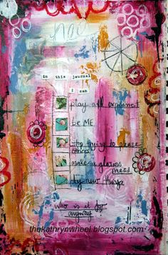 Another art journal blog