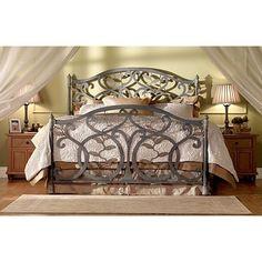 Wesley Allen Laurel California King Bed WA-CB1364CK $1623.25