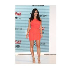 Cute dress                    #KimKardashian