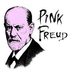 Psychology puns? Keep em coming. Oh um... Psychology Puns, School Psychology, Social Web, Words With Friends, Music Pics, Sigmund Freud, Lucian Freud, Pink Floyd, Albert Einstein
