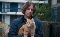 Luke Treadaway • Kot Bob i ja (2016) A Street Cat Named Bob
