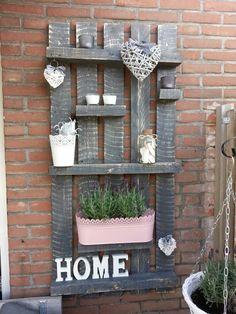 Tuin board (zelf gemaakt)
