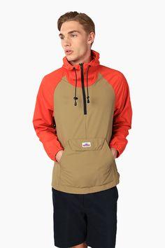 Penfield.com   Mens Pac Jac Orange Jacket