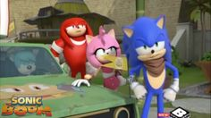 """Sonic Boom season two episode 26 """"Robots From The Sky Part 1"""""""