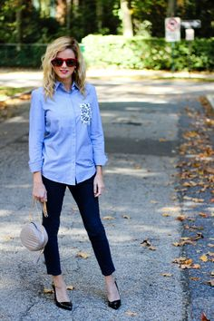 TheKnottedChain / November 6, 2015Casual Friday with Jag JeansCasual Friday with Jag Jeans | The Knotted Chain