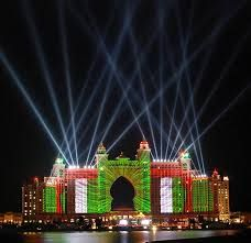 Image result for atlantis dubai hotel opening party