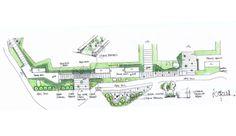 Urban Open Spaces  Doruk Görkem Özkan #landscape #landscapedesign #landscapearchitecture #design #sketch