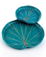 Macy's - Heart of Haiti Set of 2 Trays