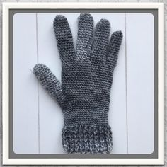 gehaakte handschoen