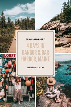Oh The Places You'll Go, Places To Travel, Places To Visit, Vacation Places, Vacation Spots, Honeymoon Places, Greece Vacation, Ogunquit Maine, Bangor Maine