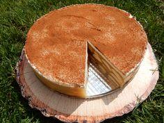 Fantastický a rychlý nepečený jablečný dort - Recepty pro každého Tiramisu, Camembert Cheese, Meals, Baking, Ethnic Recipes, Meal, Bakken, Tiramisu Cake, Backen