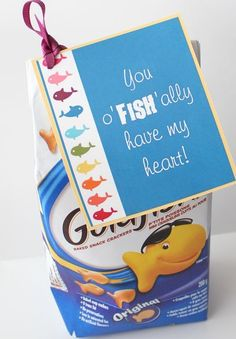 "I could see this as a christmas gift as well ""We 'Fish' You a Merry Christmas"" ok folks, I'm using this one next year!"
