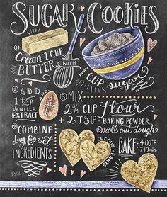 Hand letterer, illustrator, Creative Director & Founder of @LilyandVal. Author of The Complete Book of Chalk Lettering! The shop: lilyandval.com