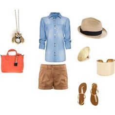 Fun summer outfit!
