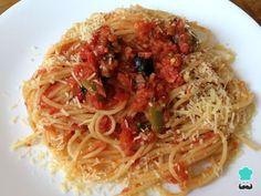 Quick and Easy Spaghetti Puttanesca Recipe