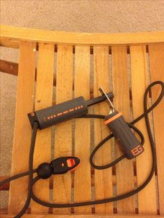 9b23b0a3acc Gerber Bear Grylls Fire Starter I bought this after using the fire steel on  my wife's