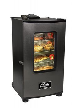 Remote Control Smokehouse Smoker - All Fresh Recipes