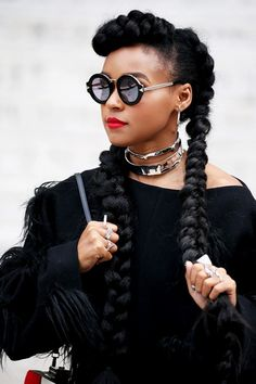 These dutch braids are absolutely beautiful