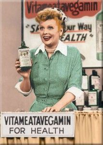 color Pictures From I Love Lucy | ... love lucy episode where lucy hawks a vitamin elixir lucy asks are