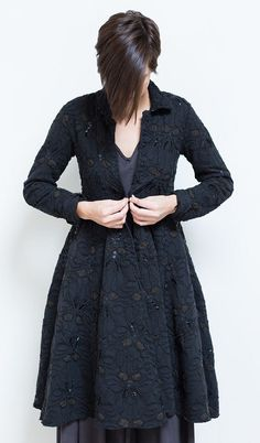 Alabama Chanin - Donovan Coat