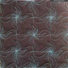 This tutorial will focus on the more complex possibilities for the TWIST pattern. The next set of ideas is based on stitching the TWIST pattern and on your way back, you add in the flourishes. Her…