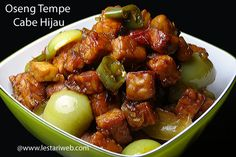 Resep Tempe Mendoan - http://resep4.blogspot.com/2013/04/resep-tempe ...