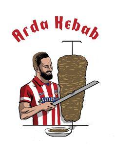 Arda Kebab Atleti version