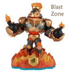 Skylanders Swap Force Blast Zone