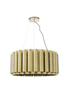 AURUM | Suspension Light Light by BRABBU, contract hotel furniture, custom furniture design, contemporary lighting, chandelier Hammered brass | See more at http://brabbu.com/en/lighting/aurum-suspension-light-2/