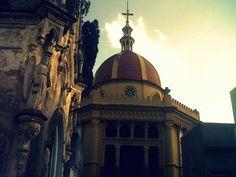 Cementerio de La Recoleta, Asunción, Paraguay
