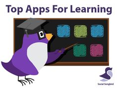 Apps for Learning - Geography - Social Songbird