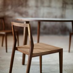 Places and Spaces — Ghost Chair Mint Furniture, Wooden Furniture, Furniture Design, Wooden Chairs, Furniture Ideas, Dinner Tables Furniture, Adirondack Chair Plans, Big Sofas, Wood Joinery