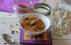 5 Spice Flax Seeds and Pepitas