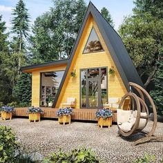 """Tiny cabin Houses on Instagram: """"🏡 Access Cabin Plans and Tiny House Plans with Cad Design , Videos , Blueprints all in one Package Check Our website Link in…"""""""
