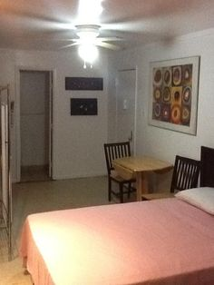 Central park studios $40 (some nights only double available)