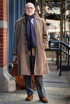 American Sprezzatura In the world of classic men's clothing, Bruce Boyer is something of a legend.
