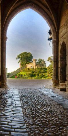 Warwick Castle . Warwickshire, England photo via priscilla
