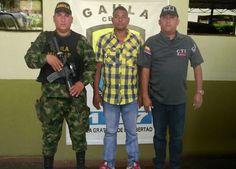 Gaula Militar captura a dos hermanos por presunto abuso sexual de una menor