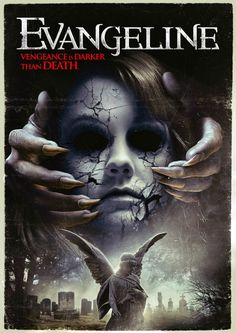 A naive college student, Evangeline, is brutalized by a gang of thrill seeking killers. Left to die in the forest, her corpse is revived by an ancient demon spirit that empowers her with a blood-lust for vengeance. Horror Movie Posters, Horror Movies, 2015 Movies, Latest Movies, Naive, Richard Harmon, Ancient Demons, Peliculas Audio Latino Online, Best Zombie