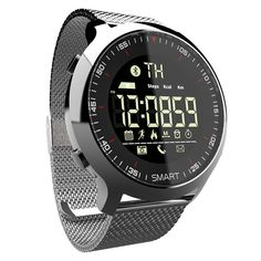 Bluetooth Smart Watch Sport pedometer Waterproof Call Reminder digital men SmartWatch Wearable Devices For ios Android Phone Latest Watches, Cool Watches, Watches For Men, Wrist Watches, Popular Watches, Rolex Watches, Mens Sport Watches, Stylish Sunglasses, Women's Sunglasses