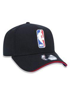 Boné New Era 3930 NBA Aba Curva Preto 96313c32096